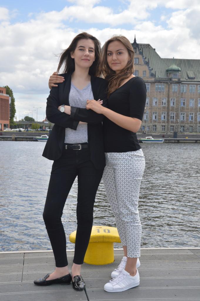 Conference Managers, Kinga Kęska and Natalia Szymczyk